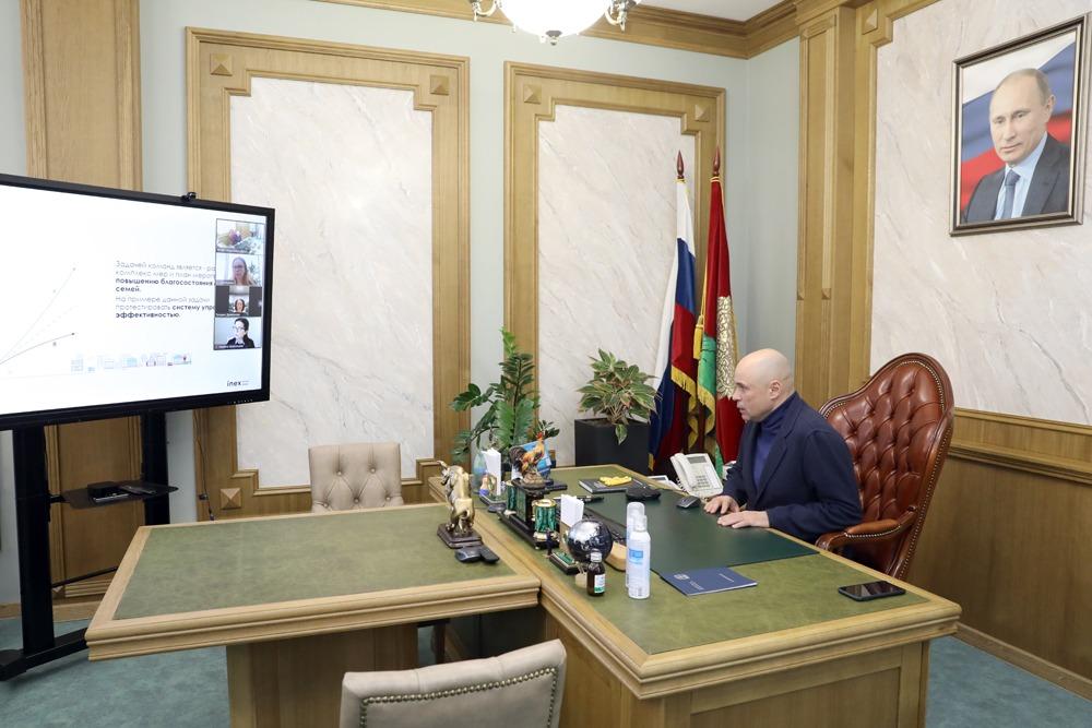 Игорь Артамонов дал старт проекту «Обучающая экспедиция»